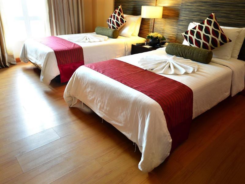 ランカスター ホテル マニラ (Lancaster Hotel Manila)