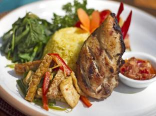 Alam Sari Keliki Hotel Bali - Hrana in pijača