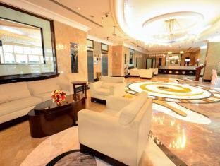 Grand Midwest Hotel Apartments Dubai - Lobby