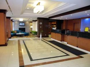 Fairfield Inn & Suites by Marriott Toronto Airport Toronto (ON) - Reception