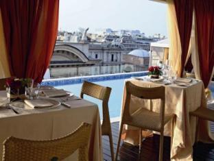 Boscolo Exedra Roma Rom - Balkon/Terrasse