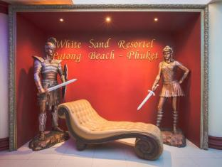 White Sand Resortel Phuket - recepcija