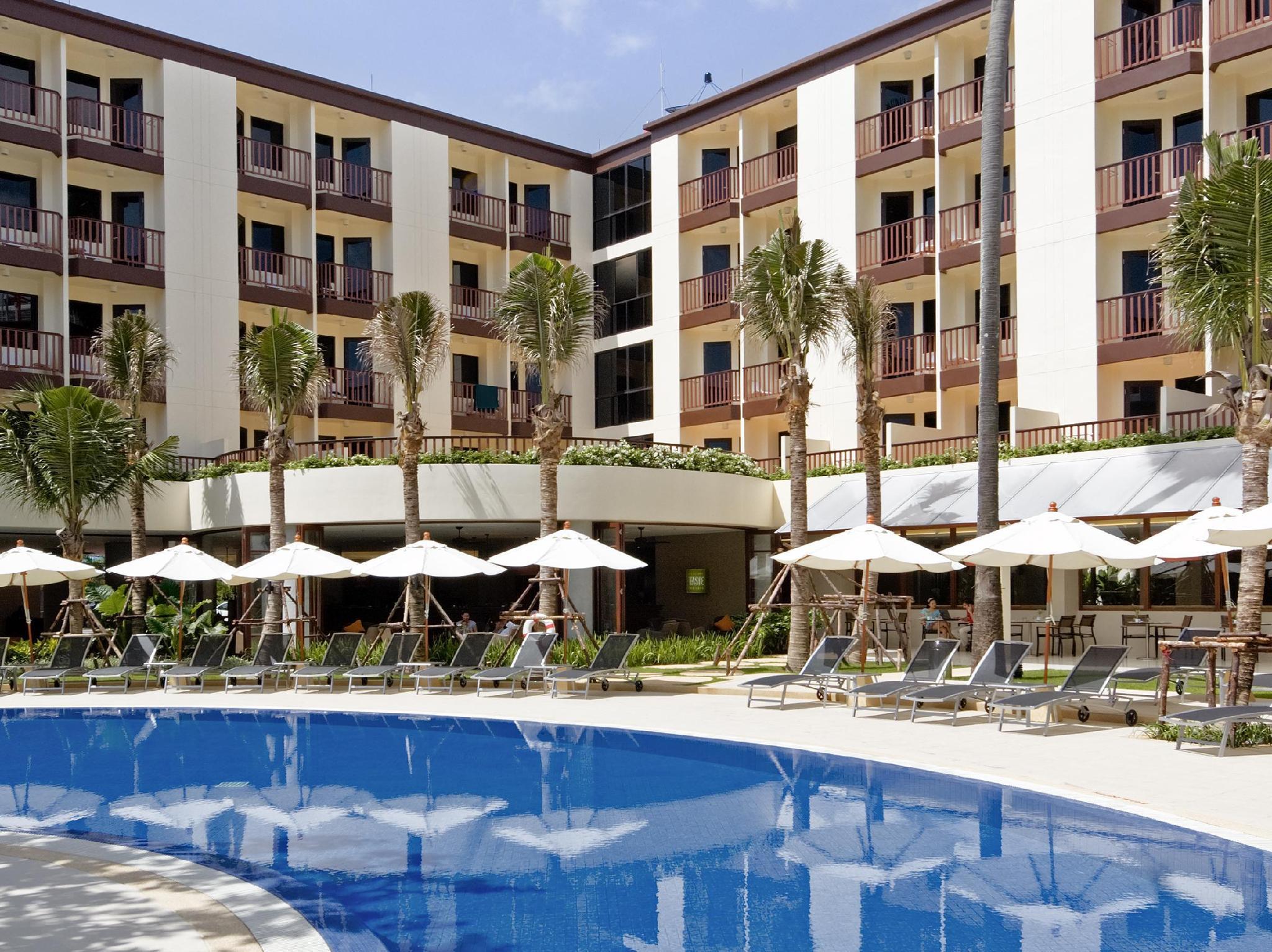 โรงแรมไอบิส ภูเก็ต ป่าตอง