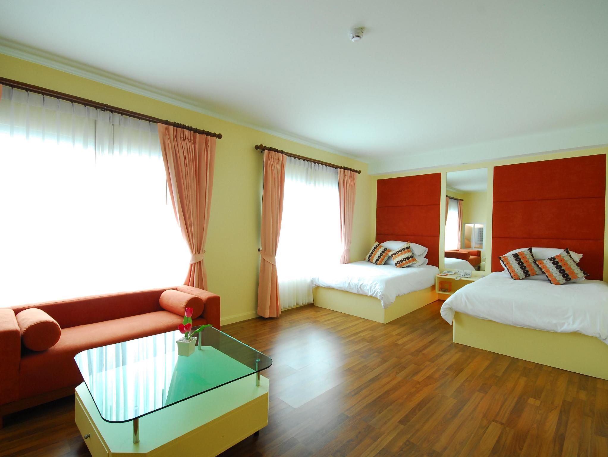 โรงแรมฮิพ กรุงเทพ