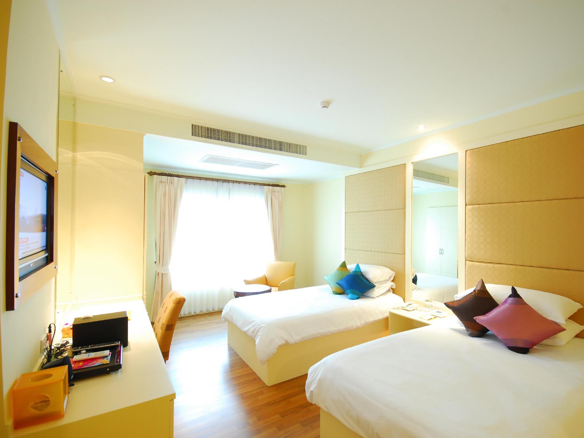 ヒップ ホテル バンコク (Hip Hotel Bangkok)