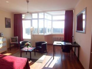 Apartcity Serviced Apartments Berliini - Hotellihuone