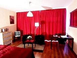 Apartcity Serviced Apartments Berliin - Külalistetuba