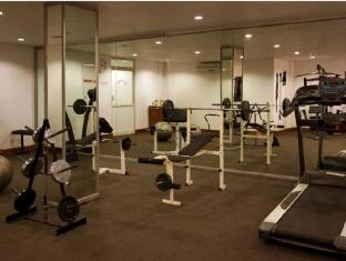 Pride Sun Village Resort and Spa Noord-Goa - Fitnessruimte