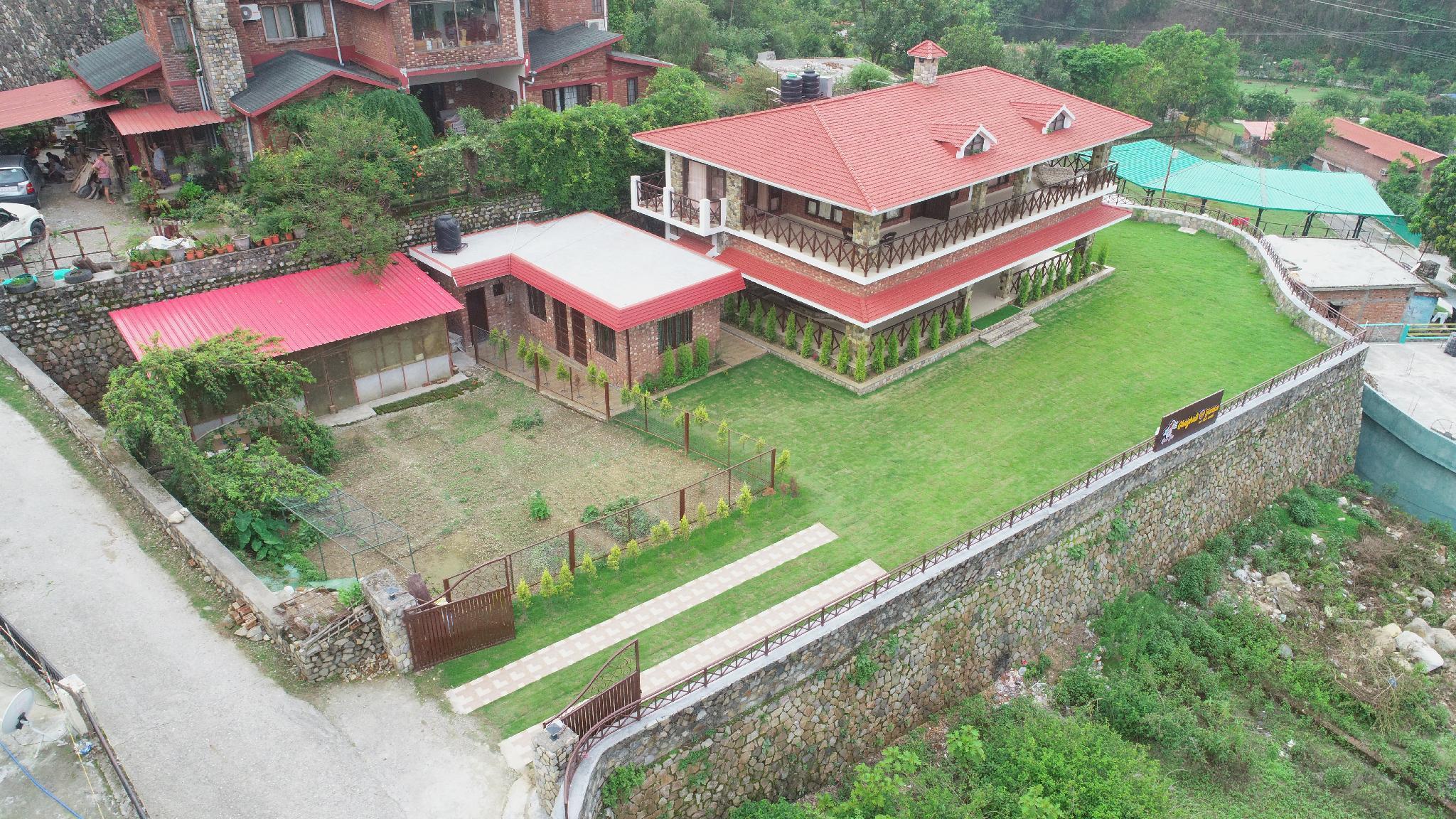 1 Br Villa In Jaminiwala Dehradun 169a By Guesthouser Book Directions Navitime Transit