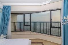 180 degree frontline sea view room, Zhangye