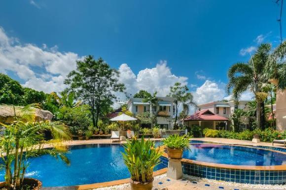 Discovery Garden Next to Laguna Project Villa 2