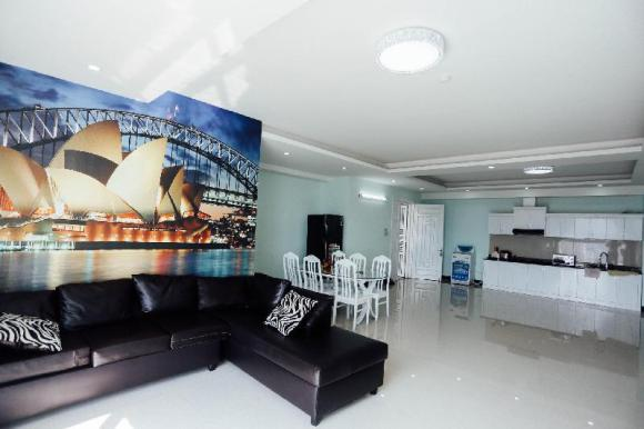 Seastay - ST202 - 3BR - SeaView+City View