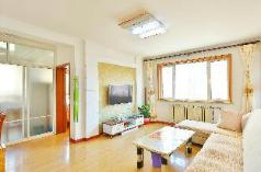 Qingdao family happiness three-bedroom apartment, Yantai