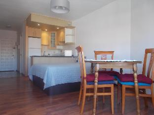Fuengirola.  Flat for 3 people, 300 metres beach