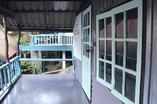 %name Small house with twin beds next to coworking space เกาะพะงัน