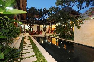 [サヌール](180m²)  3ベッドルーム/3バスルーム Beautiful Romantic Villa Apsara in Sanur Bali - ホテル情報/マップ/コメント/空室検索