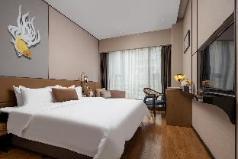 Exquisite big bed room, Guangzhou