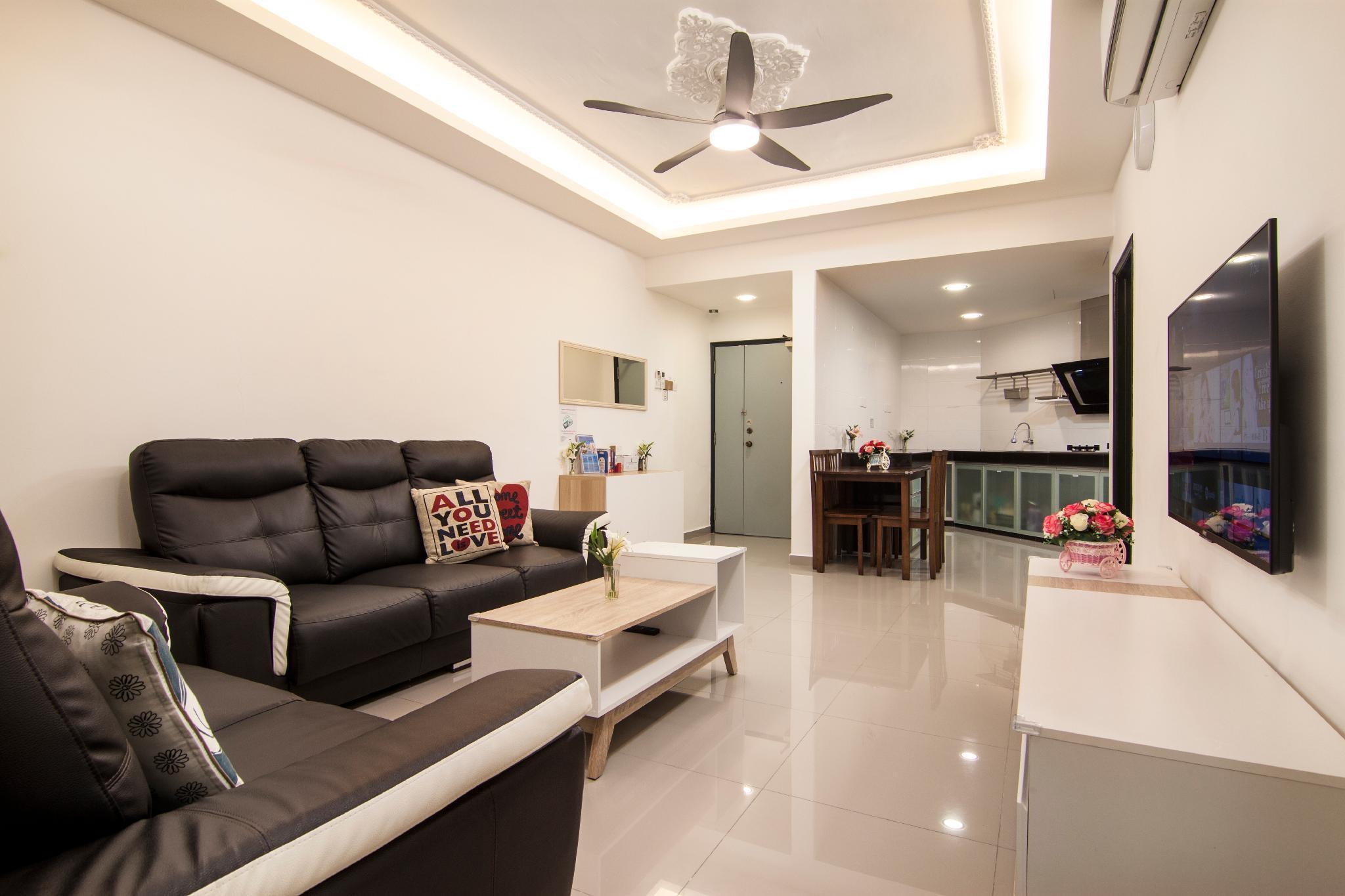 PWTC LRT - 5 Bedrooms Apartment, Kuala Lumpur - 5 Star Hotel