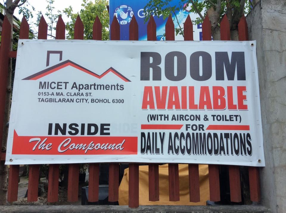 MICET Daily Accomodation