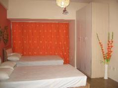 Double bed room, Shenzhen