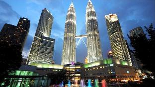 Center of Kuala Lumpur Comfortable Style