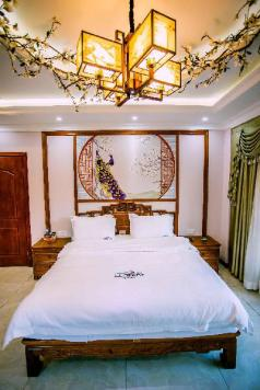 Deluxe River View Balcony Queen Room, Chuxiong