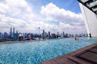 Regalia Suites/KLCC Infinity Pool/Comfy Studio