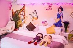 Haiyun Pink Princess Theme Room, Kunming