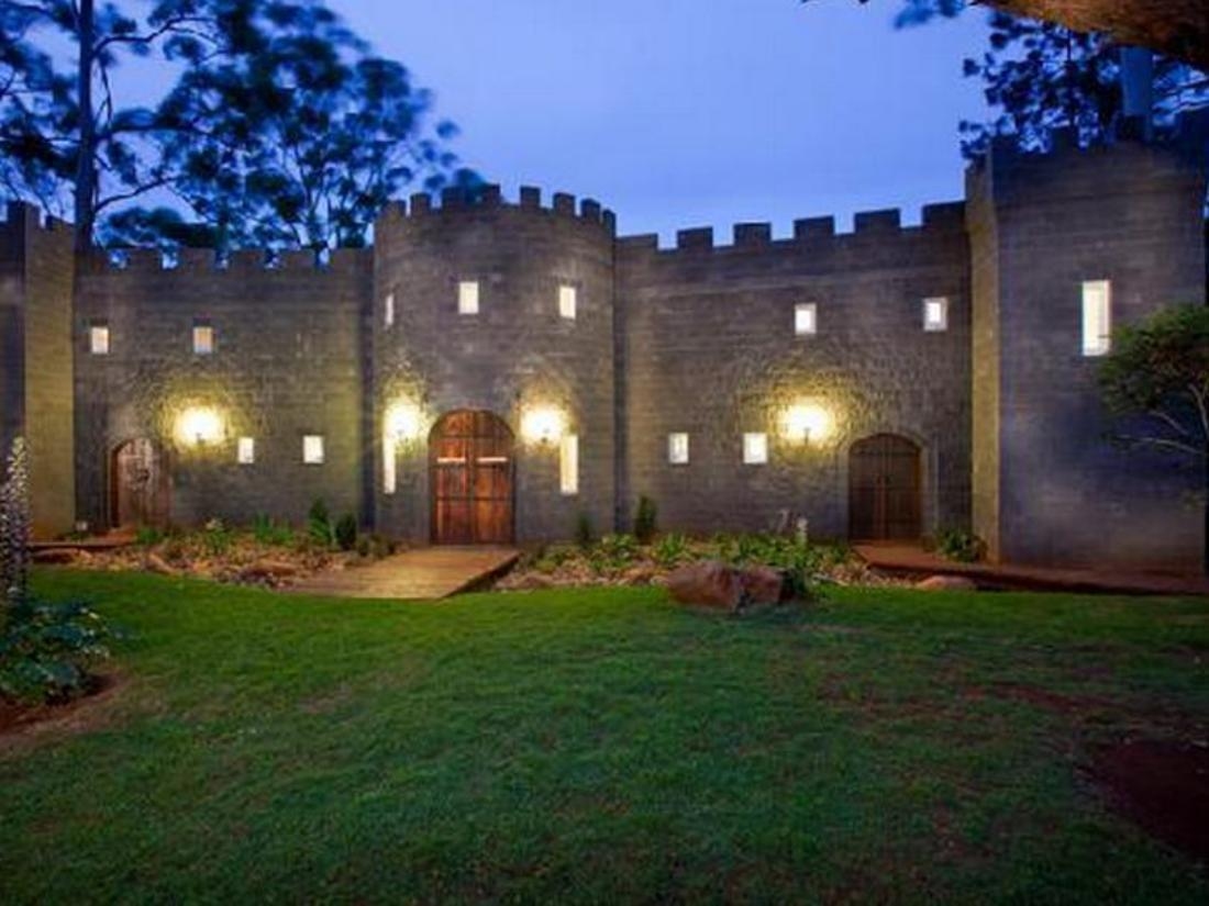 Book The Castle On Tamborine Gold Coast Australia