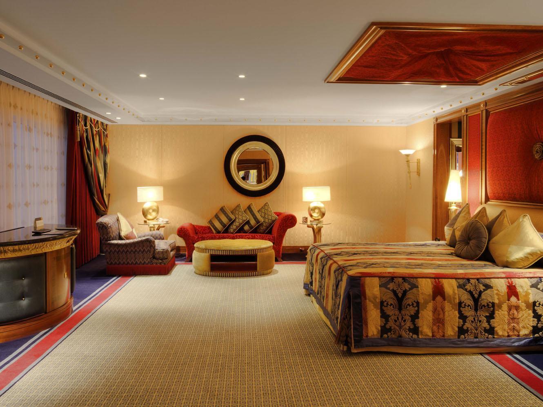 Best price on burj al arab jumeirah in dubai reviews for Burj al arab hotel room rates