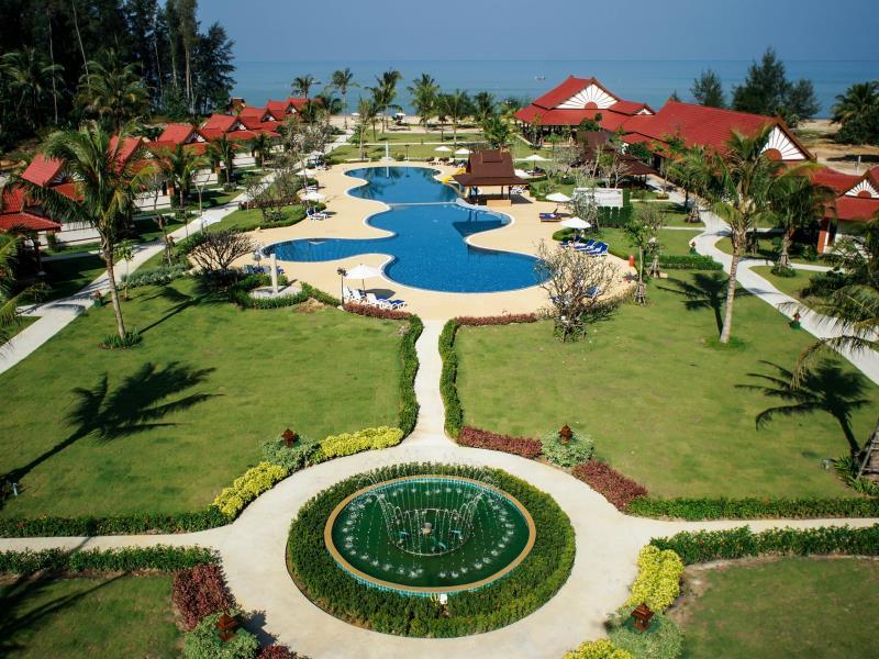 the sunset beach resort koh kho khao