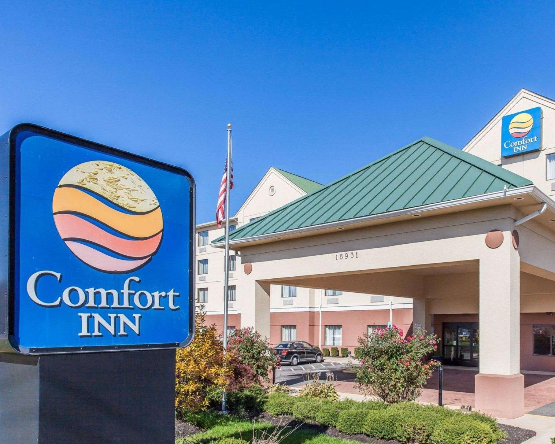Comfort Inn Near Quantico Main Gate North Dumfries