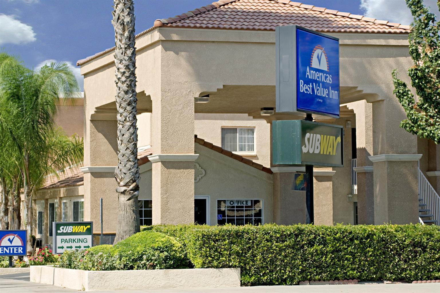 Americas Best Value Inn Fresno Convention Center Downtown