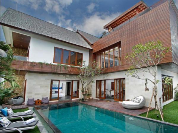 Villa Ombak Cemagi Bali