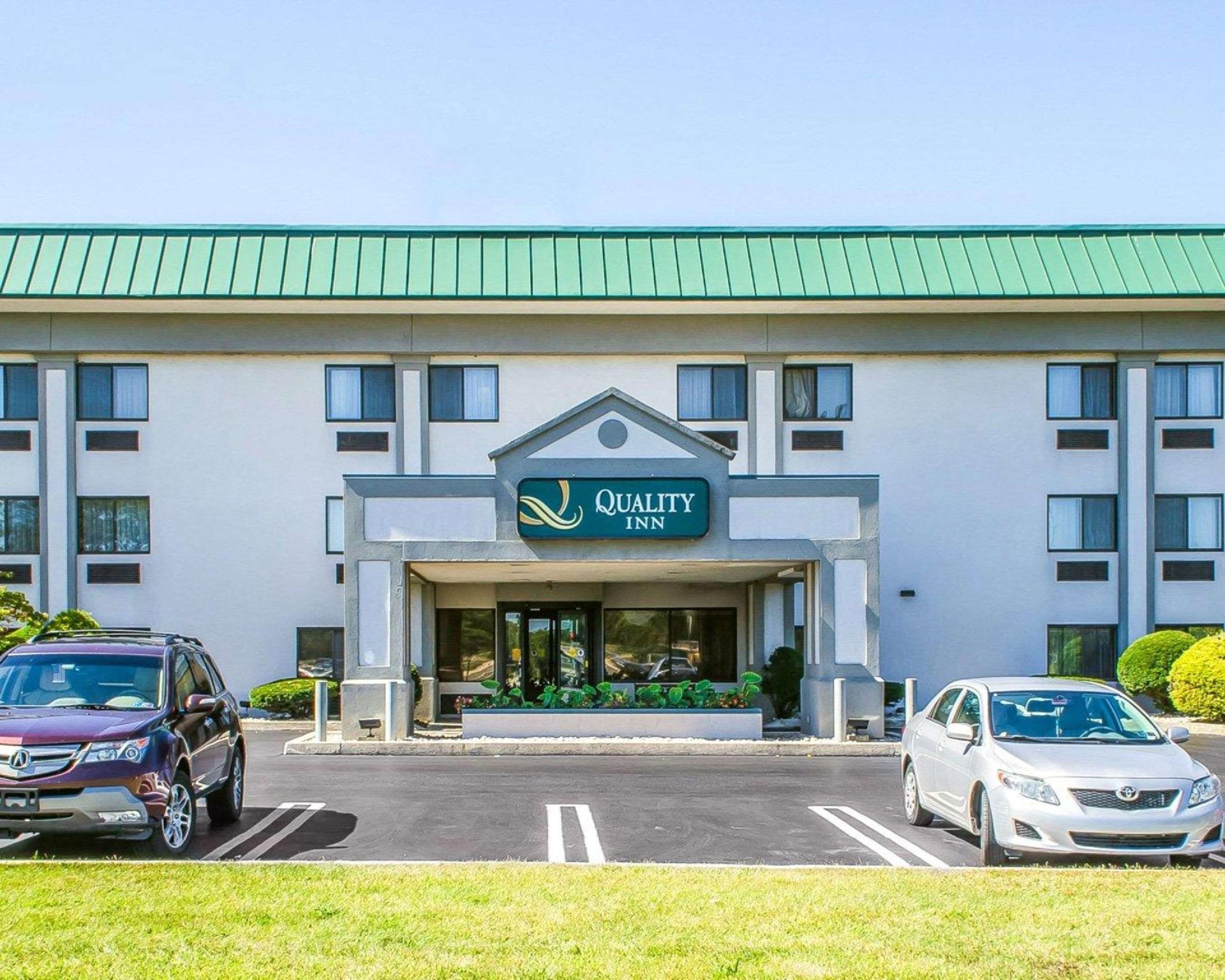 Quality Inn Harrisburg   Hershey Area
