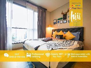 [スクンビット]アパートメント(30m2)| 1ベッドルーム/1バスルーム [hiii]Robinia/RatchadaNightMarket/Rama9/MRT-BKK194