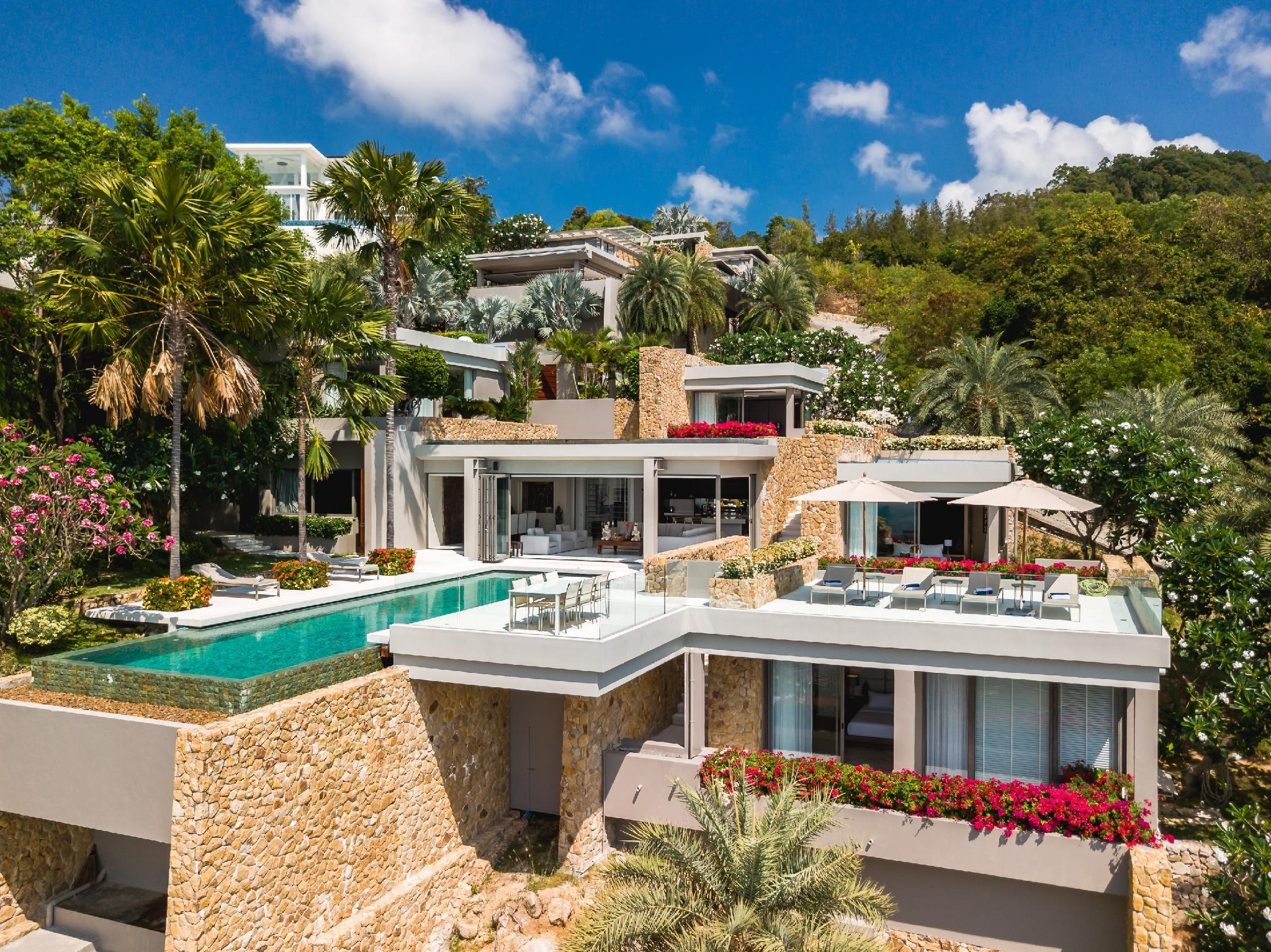 Villa Baan Serenity Luxurious Panoramic Sea View