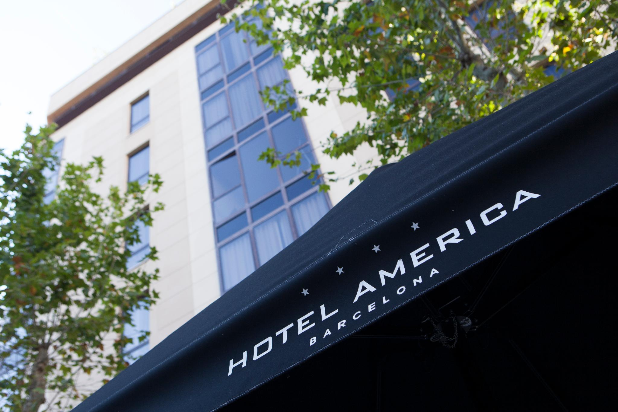 America Barcelona Hotel