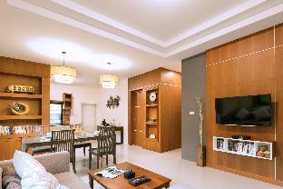 [アオナン]一軒家(208m2)| 2ベッドルーム/2バスルーム Near Aonang beach, new private villa, 2 bedrooms.