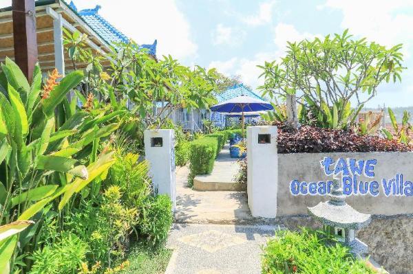 Tawe Ocean Blue Villa Bali