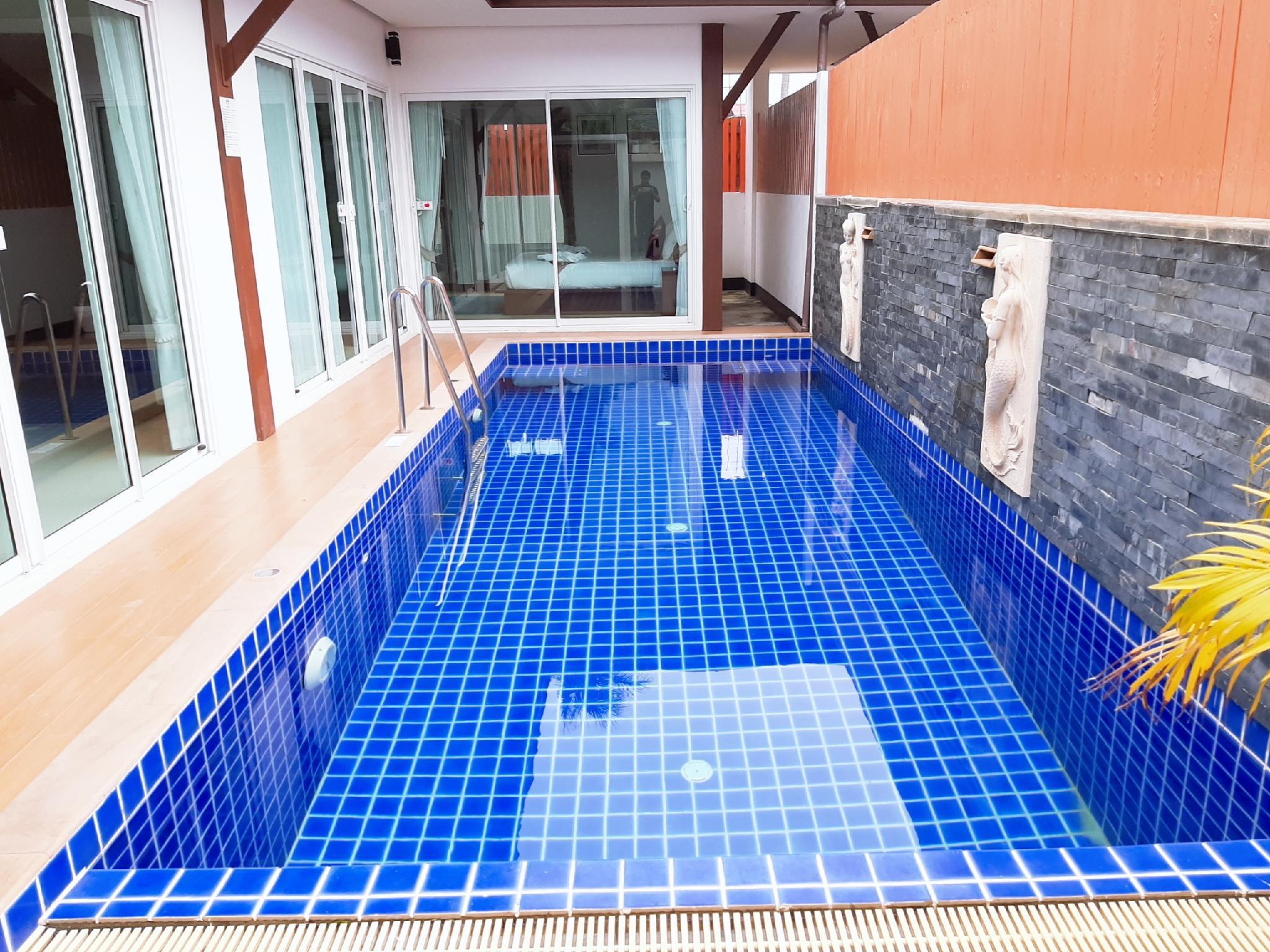 The Sun Pool Villa.