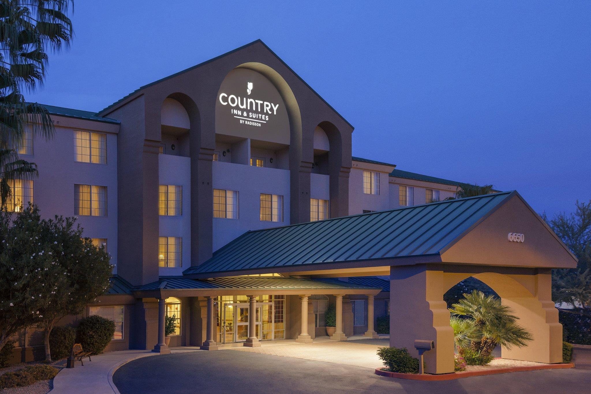 Country Inn And Suites By Radisson Mesa AZ