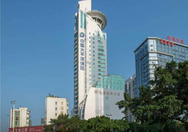 Poltton International Service Apartment Liuzhou Chengzhong Wanda Plaza