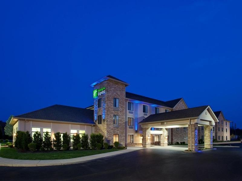 Holiday Inn Express Hocking Hills Logan