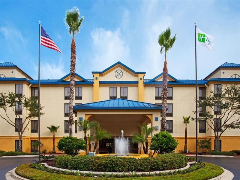 Holiday Inn Express And Suites Jacksonville