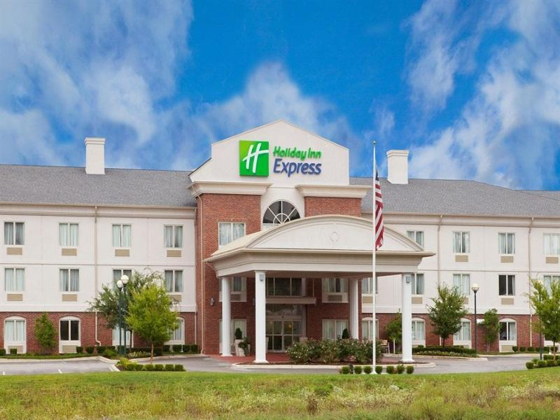 Holiday Inn Express Radcliff Fort Knox