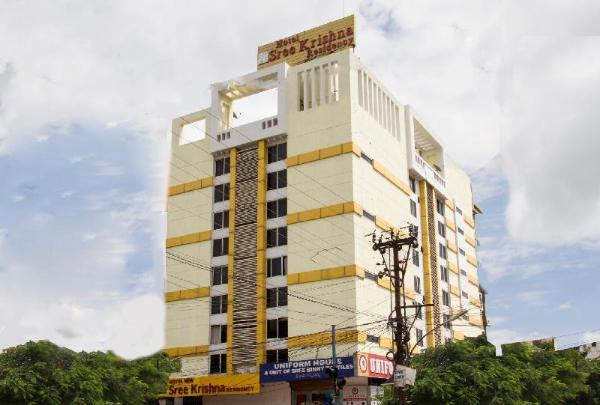 Hotel New Sree Krishna Residency Hyderabad