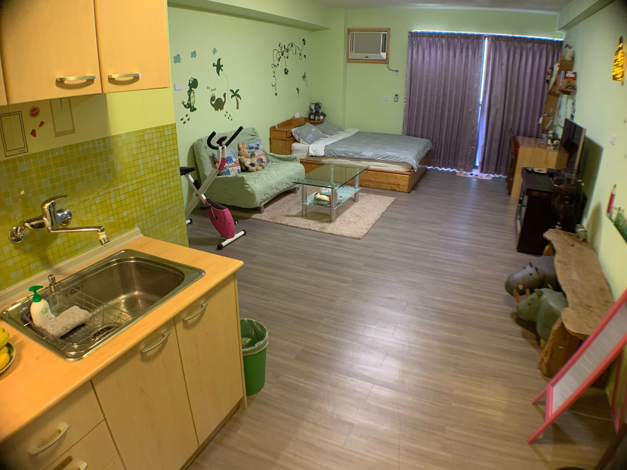 Loving Tree House , 1 Doubled-Bed , Central Tainan