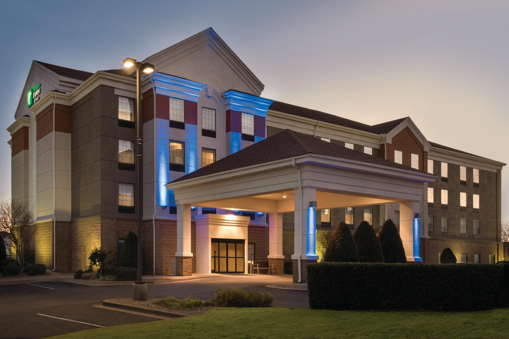 Holiday Inn Express Hotel And Suites Lawton Fort Sill