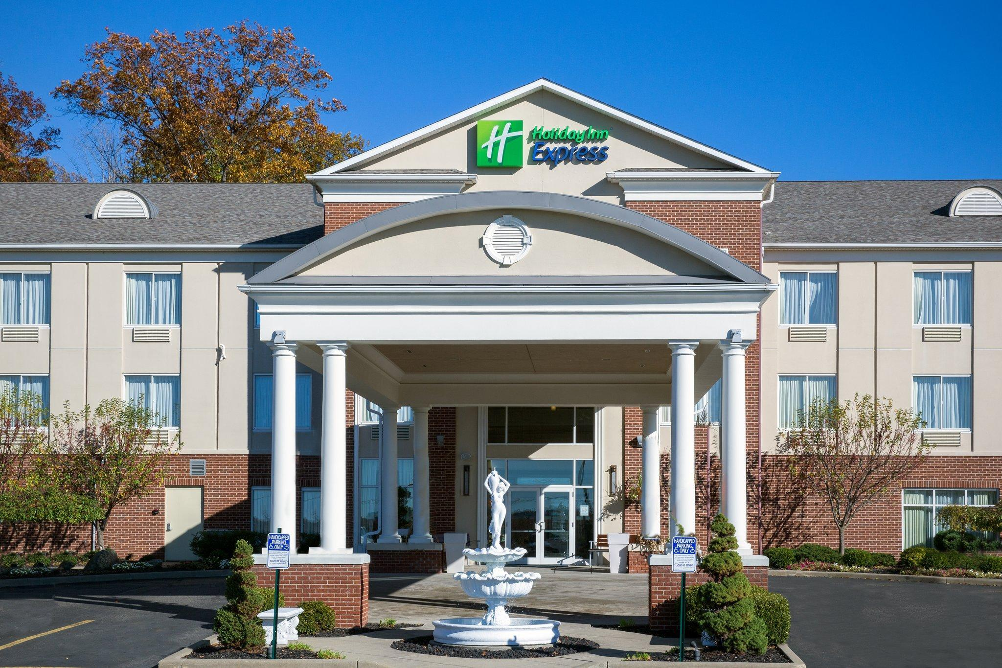 Holiday Inn Express Hotel And Suites Youngstown North Warren Niles